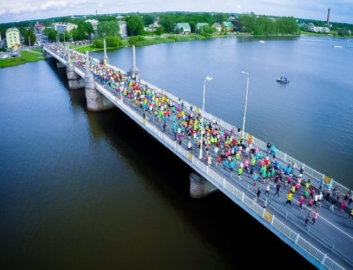 Jubilee of Two Bridges Race takes place virtually. A distance of 5 km added