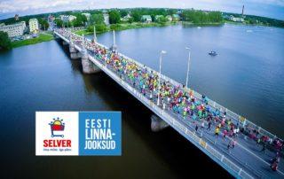 Eesti Linnajooksud _ Jüri Jaansoni Kahe Silla jooks