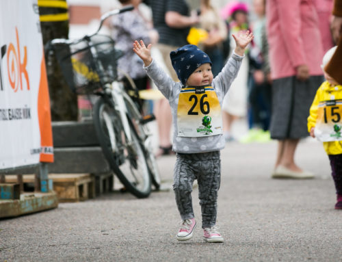 Draakoni lastejooksud ootavad 22. juunil sportima