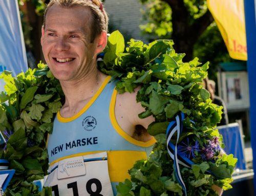 Kuuenda Pärnumaa Võidupüha maratoni võitsid britt Jonathan Rosenbrier ja pärnulanna Klarika Kuusk