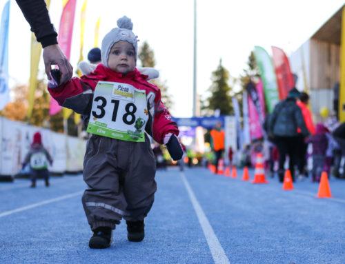 Rannajooksu lastejooksudel lippas 452 noort