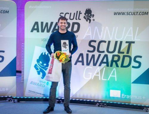Eesti aasta spordivabatahtlik on Andres Tinkus Kahe Silla klubist