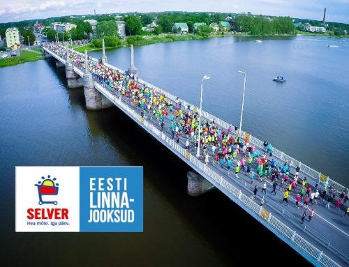 Startis registreerimine Selver Eesti Linnajooksude sarjale