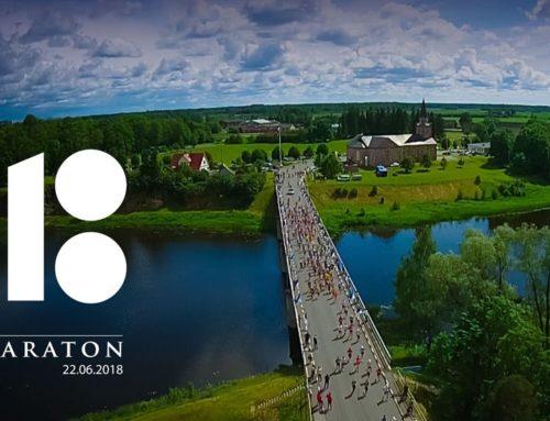22. juunil toimub üks ja ainus Maraton Eesti Vabariik 100