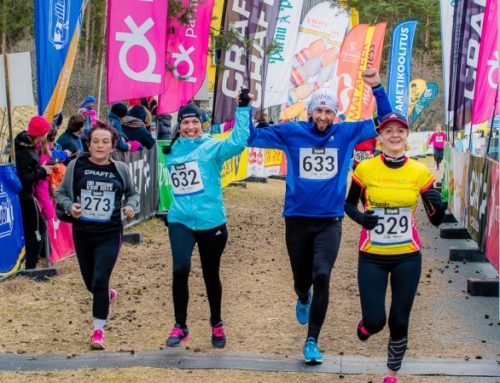 Dune Race – Interesting route to discover on April 15th