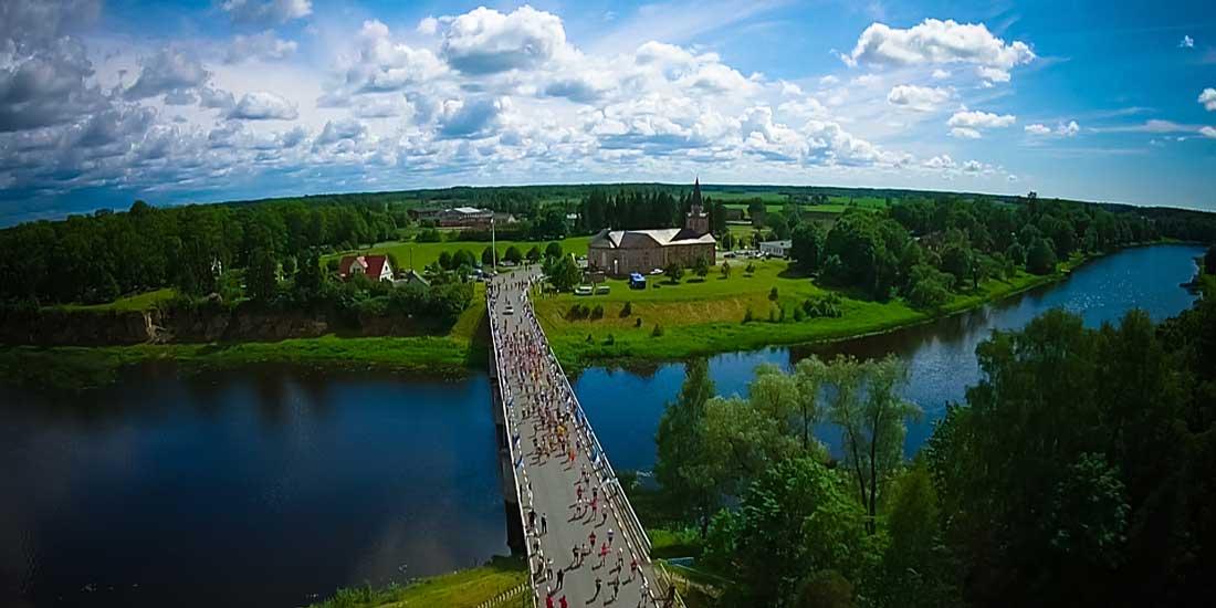 Võidupüha maratoni start