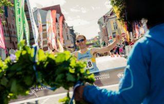 Maratoni võitja 2017 Jonathan Rosenbrier