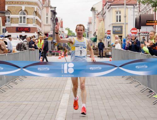 Maraton EV100 võitsid Jonathan Rosenbrier ja Kaidi Keir Kukk