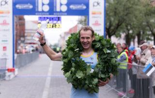 Maraton Ev100 võitja