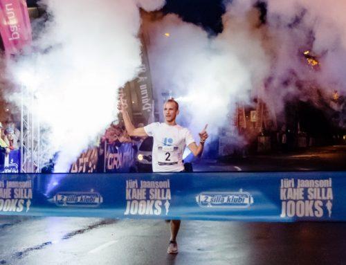 Kahe Silla jooksu eelpäev tõi rajale üle tuhande spordisõbra. Noortejooksu võitsid Margus Hanni ja Viola Hambidge