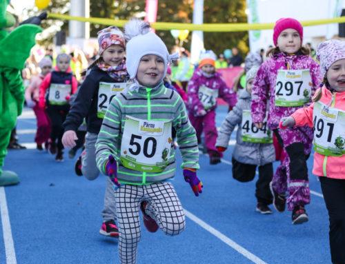 Registreerimine Pärnu Rannajooksu lastejooksule on avatud!