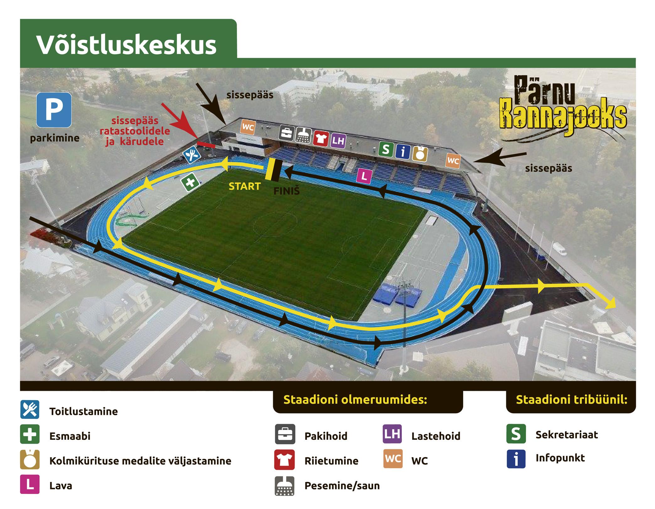 Rannajooks_võistluskeskuse kaart
