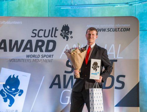 Eesti aasta spordivabatahtlik Krister Randver: saan olla kolmekordselt õnnelik