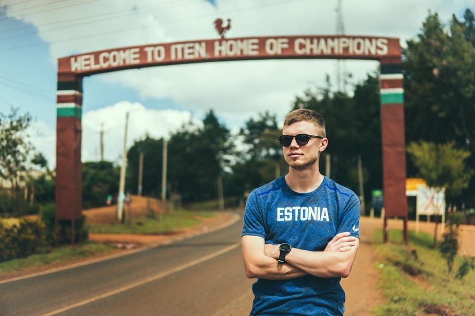 E-maratoni persoon Karl Mäe