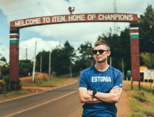 Intervjuu: tänavune e-maraton toetab Karl Mäe teekonda Euroopa kergejõustiku meistrivõistlustele