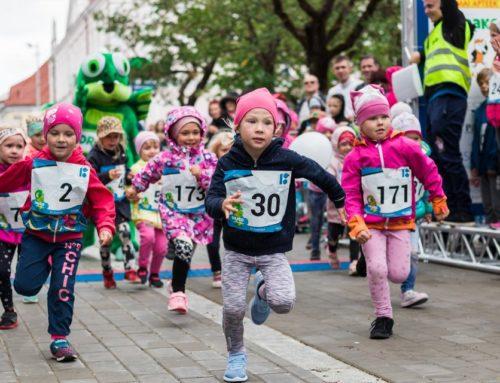 Registreerimine Võidupüha maratoni lastejooksudele on avatud