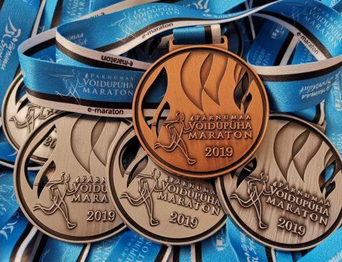 Eeloleval laupäeval toimub kaheksas Pärnumaa Võidupüha maraton