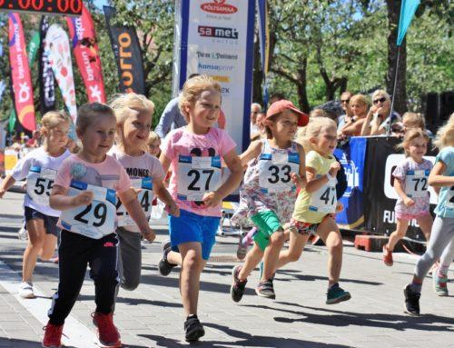 Võidupüha maratoni lastejooksudel lippas 166 noort