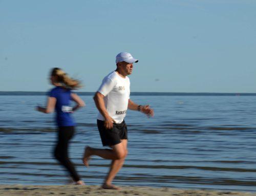 E-maratoni 85 osalejat panustasid kergejõustiklase Karl Mäe tulevikku