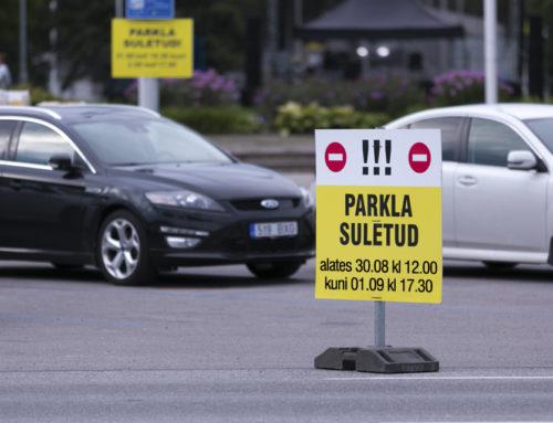 Kahe Silla jooks muudab oluliselt liikluskorraldust