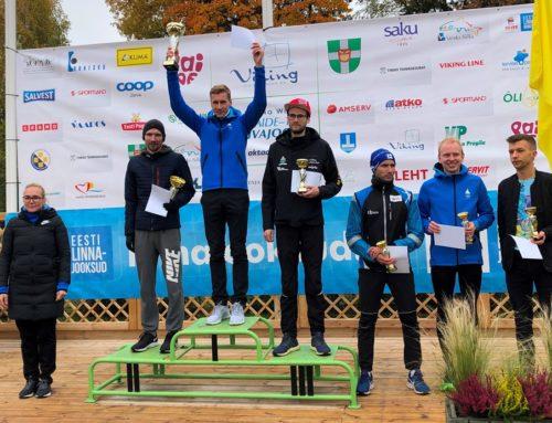 Eesti suurima jooksusarja 2019 hooaja võitjad on Raido Mitt ja Marion Tibar