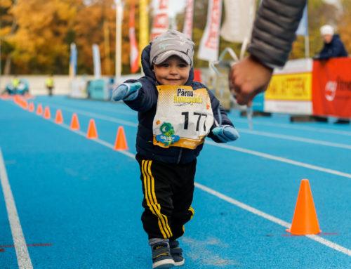 Pärnu Rannajooksu lastejooksud kutsuvad osalema