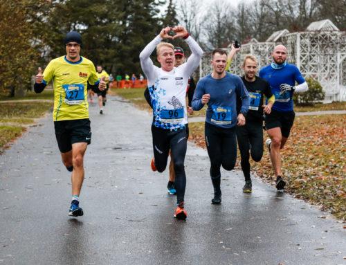 Rannajooksu tagasiside: osalejate kõrge rahulolu ning spordipuhkus Pärnus