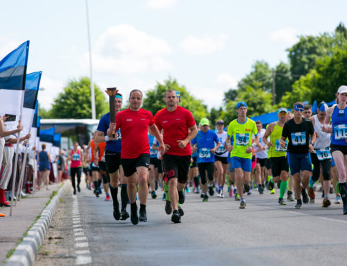 Discounted registration for the Victory Day Marathon and Pärnu Summer Race until the end of February!