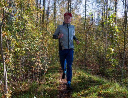 Virtuaaljooksu saadik triatleet Timmo Jeret: Pean oma ristiisaks Raio Piirojat
