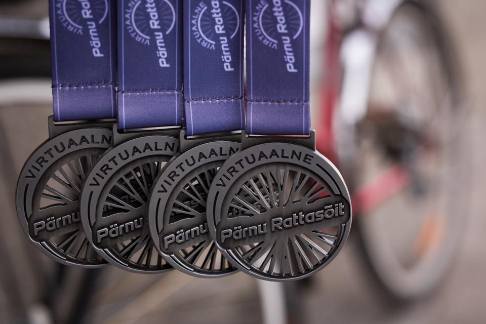 Virtuaalne Pärnu Rattasõit_medal