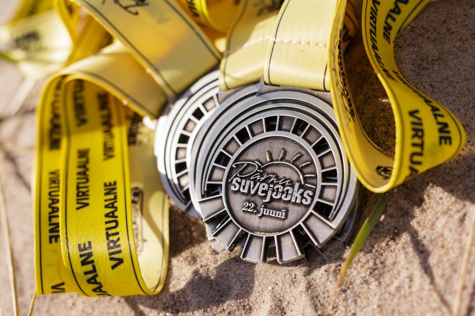 Pärnu Suvejooksu medal