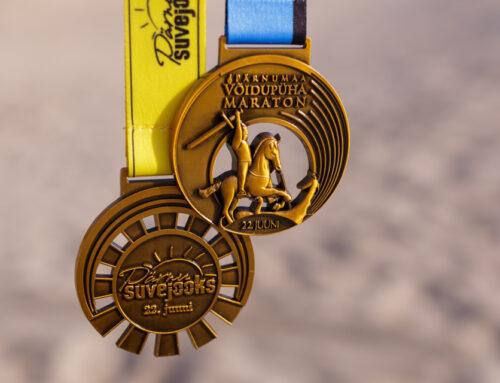 Soodsam registreerimine Võidupüha maratonile ja Pärnu Suvejooksule kestab aprilli lõpuni!