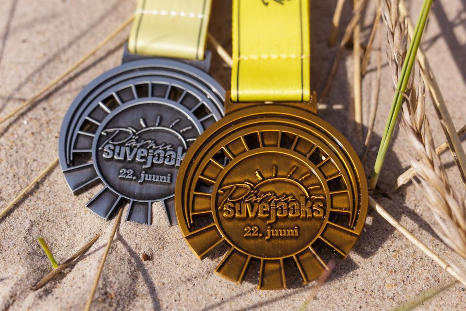 Suvejooksu medal
