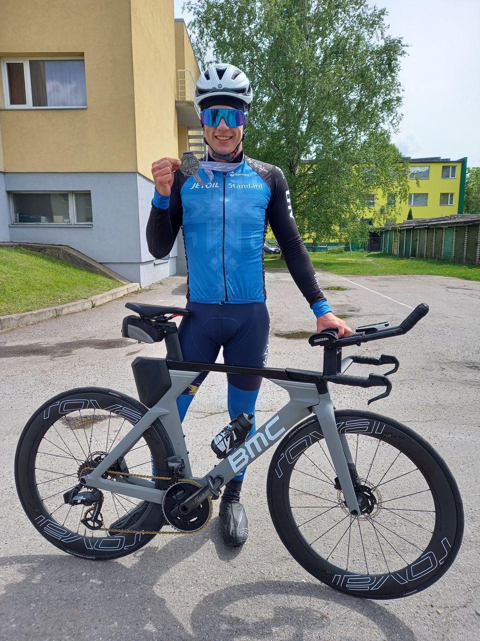 Timmo Jeret_ Pärnu rattasõit