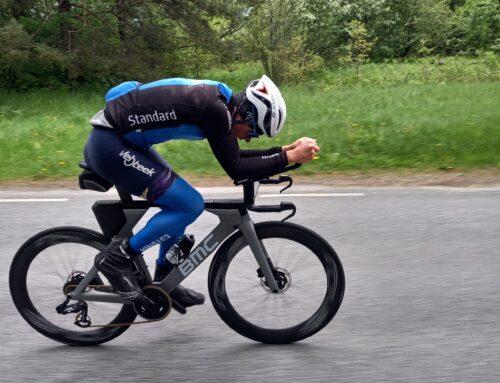 Tuntud triatleet Timmo Jeret väntas virtuaalsel Pärnu rattasõidul
