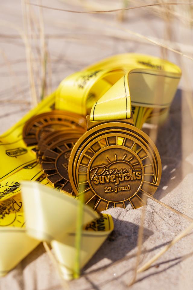 Pärnu Suvejooks medal