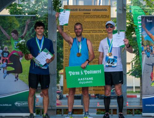 Võidupüha maratoni raames selgusid Pärnumaa meistrid