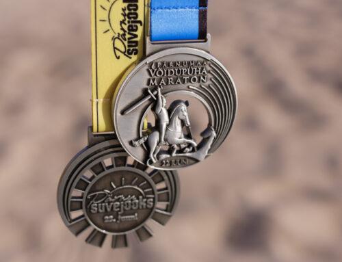 Täna tõusis virtuaalse Võidupüha maratoni ja Pärnu suvejooksu stardikangas
