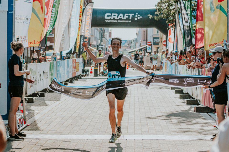 Võidupüha maratoni võitja 2021
