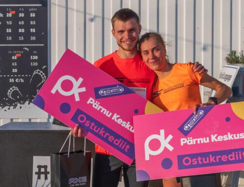Muulini ja tagasi: uuel rahvajooksul võidutsesid Karl Mäe ja Birgit Pihelgas
